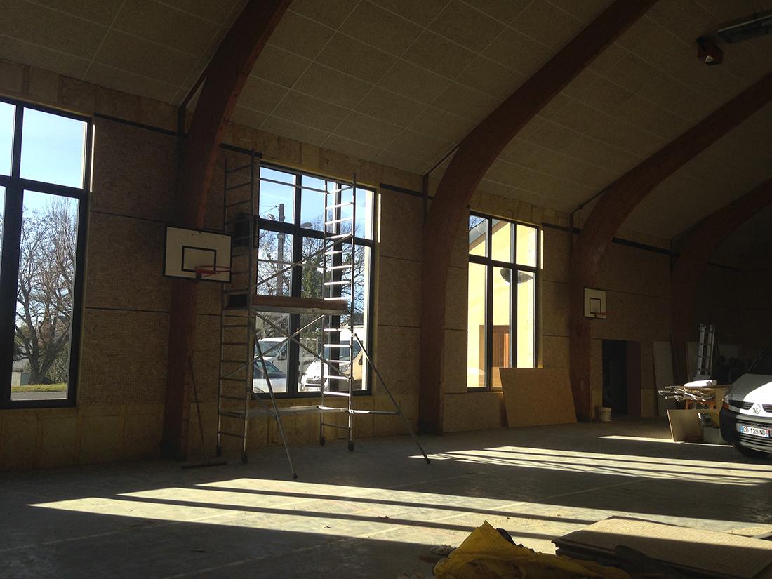 Salle Polyvalente de Salmiech